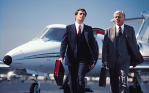 Accredited Investors Wealthy Airplance Owners