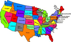 Mobile Cell Phone Number By State