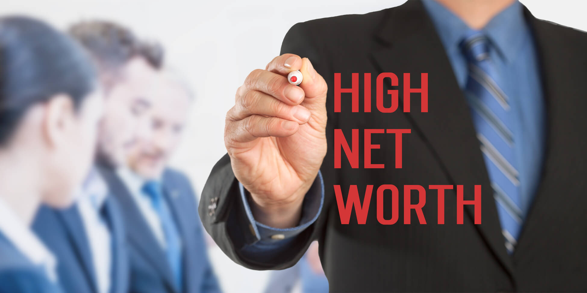high net worth Lists of the super affluent and wealthy americans with very high net worth and high income, exclusive property owners, and luxury item owners and buyers.