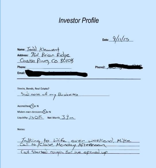 3083 Investors List57