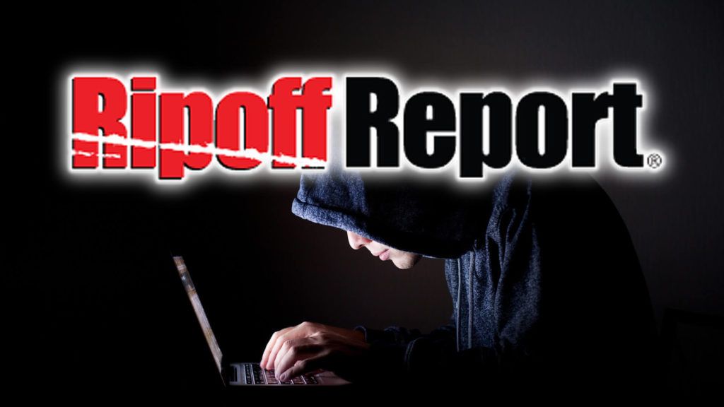 Ripoffreport is a ripoff, for-profilt extortion scam