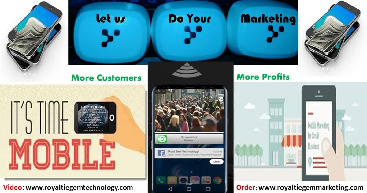 Royaltie Marketing List57