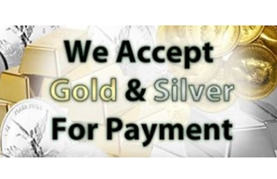 List57 accepts gold and silver for payments