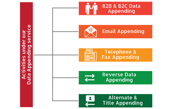 Data Appending Service