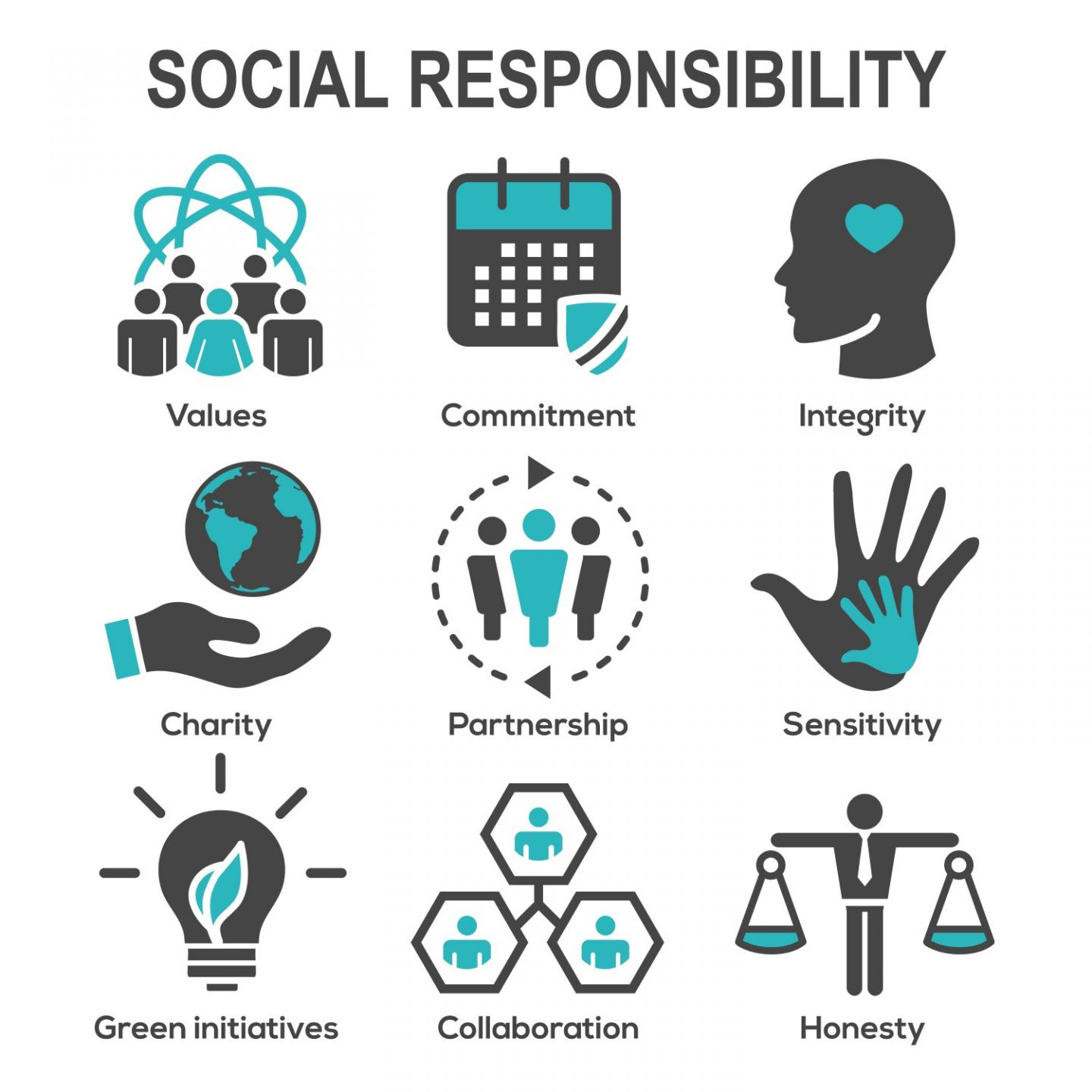 Corporate Social Responsibility CSR Giving Back