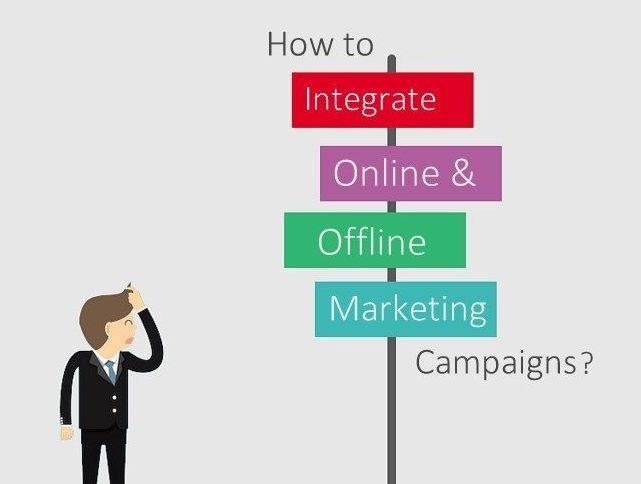 Integrate Online and Offline